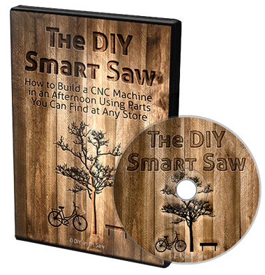 The DIY Smart Saw DVD