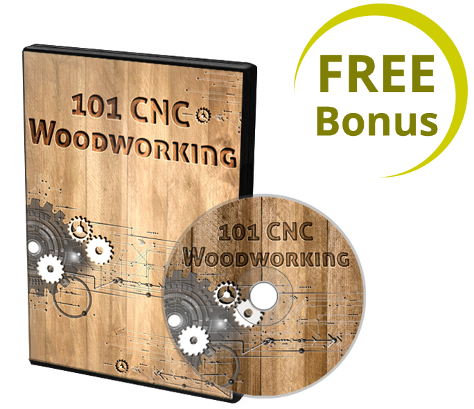 101 Woodworking DVD