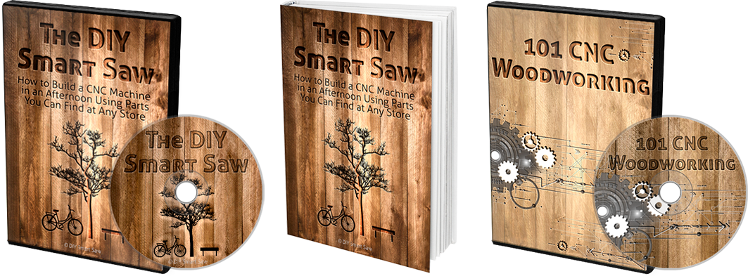 DIY Smart Saw and 101 Woodworking Bundle