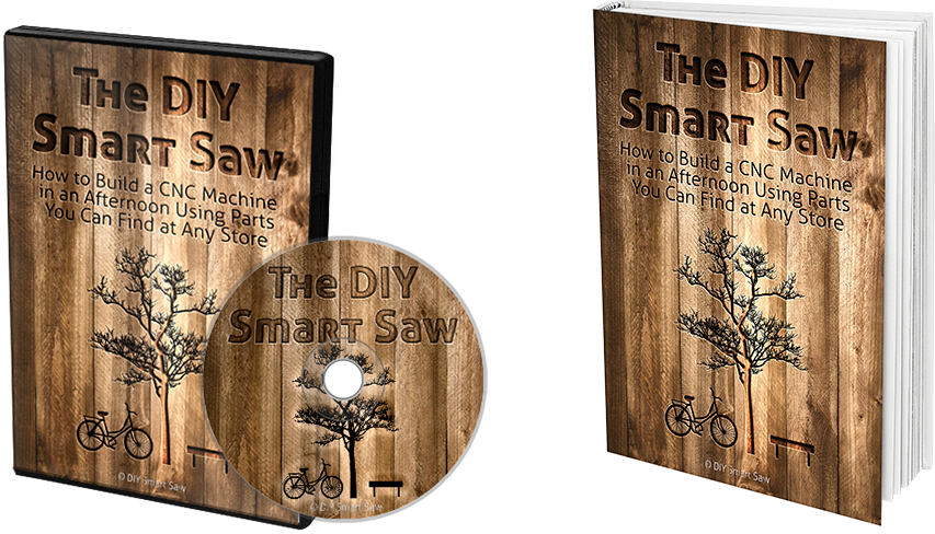 DIY Smart Saw DVD and Manual